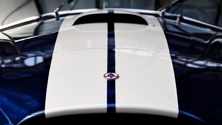 Wallpaper 5: Shelby Cobra 427