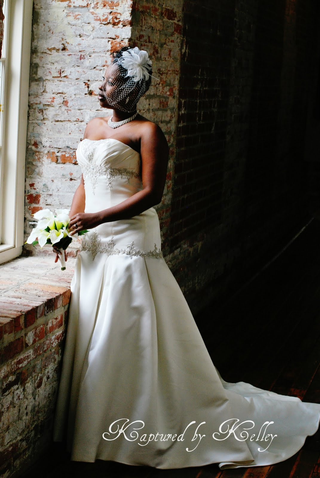Augusta Ga Wedding Photography: Kaptured By Kelley Photography: Veronica's Bridal