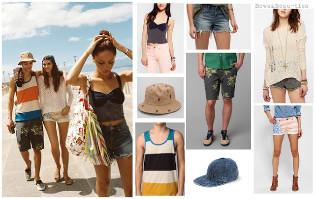 Rene Vaile, Urban Outfitters, Summer 2013, Lookbook