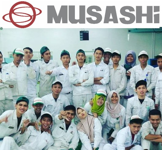 Lowongan Kerja Jobs : Operator Produksi Lulusan Min SMA SMK D3 S1 PT Musashi Autoparts Indonesia