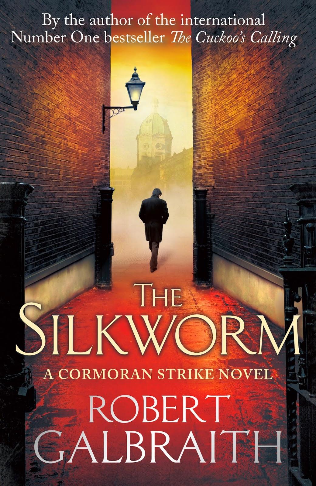 The Silkworm by JK Rowling as Robert Galbraith review
