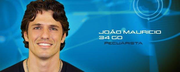 João Maurício BBB12
