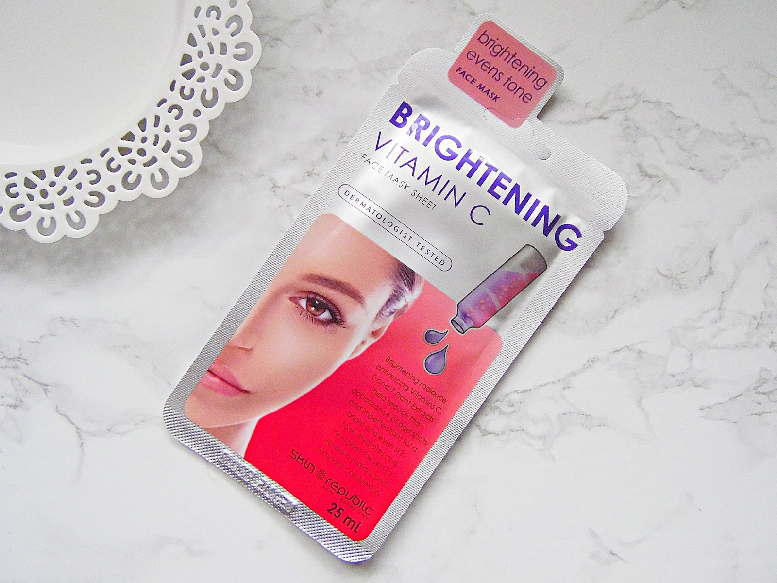 Skin Republic Brightening Sheet Mask