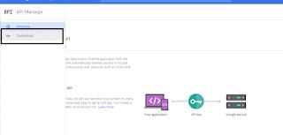 adalah sebuah isyarat kunci yang diperuntukan para developer Android Cara Mendapatkan Google Maps API Key Android