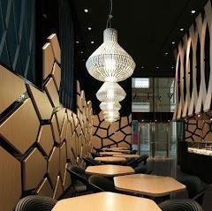 Desain Interior Ruangan Dengan Tembok 3D Keren
