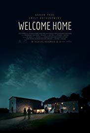Watch Welcome Home Online Free 2018 Putlocker