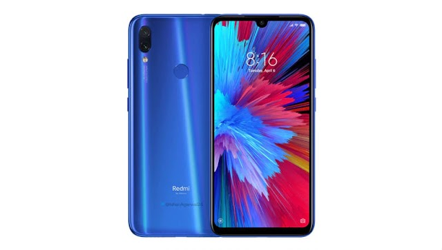 Redmi Note 7 Pro With a 48 megapixel camera, a 4000mAh battery was launched in India