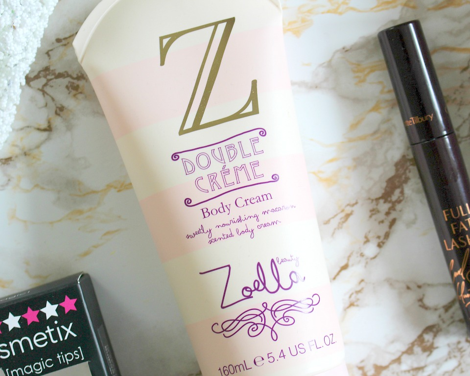 Zoella Sweet Inspirations Double Creme