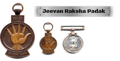 Jeevan Raksha Padak Awards 2017
