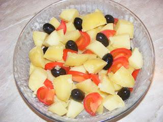 Preparare tortilla spaniola cu legume retete culinare,