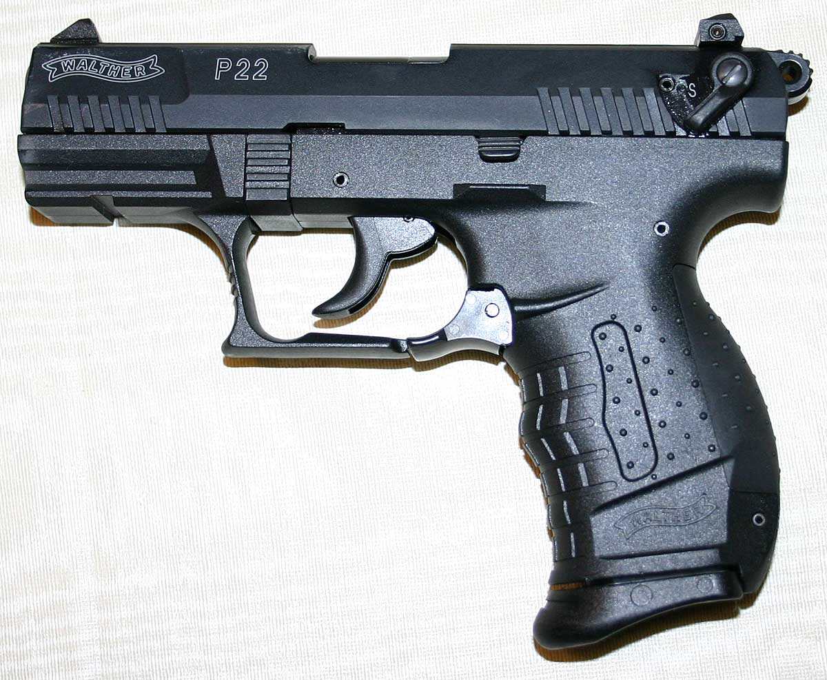 Old School Guns: Lets Play a Game with a Walther PP .22 ...