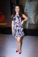 Kyra Dutta in a Deep neck Small Dress at Shamanthakamani pre release function ~  Exclusive 089.JPG