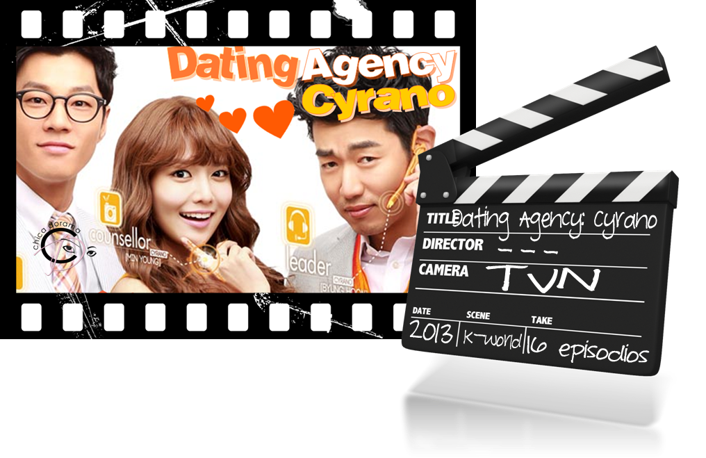Drama Queen Sinopsis Cyrano Dating Agency Episode 1 ( Part 2 )