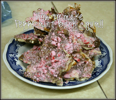 Make: Quick, Cheap and Easy Christmas Treat - Peppermint Bark 1