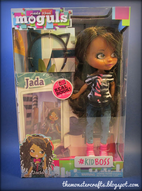 Middle School Moguls Jada iBesties Review