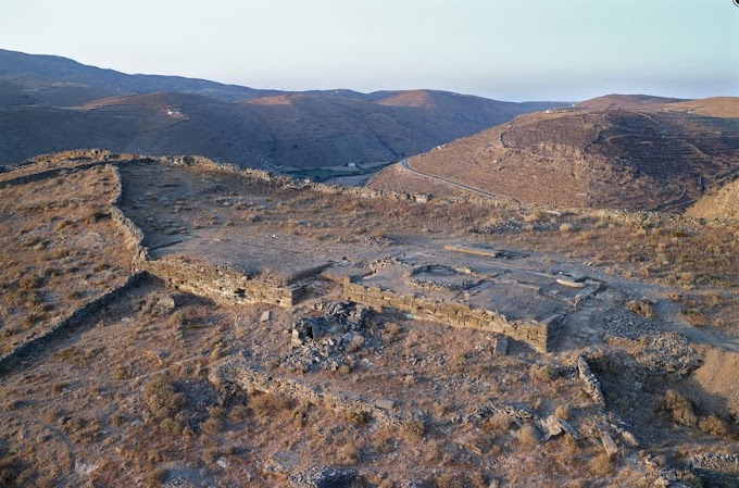 Σημαντική  αρχαιολογική τεκμηρίωση  στην Κύθνο -ΦΩΤΟ-