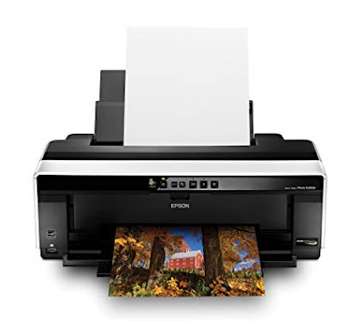 Compatible amongst a broad hit of media including fine fine art Epson Stylus Photo R2000 Driver Downloads