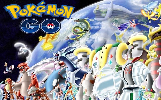 Membahas kembali tentang Pokemon Go yang lagi booming di mancanegara ini  Lokasi Legendary Pokemon Go Di Jakarta Google Maps