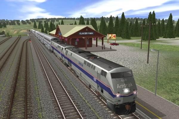 تحميل لعبة محاكاة القطار