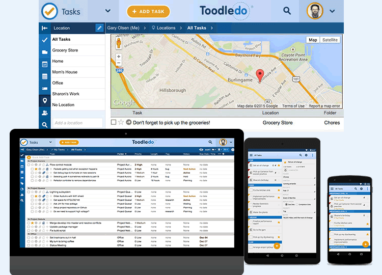 Toodledo Coupon Code for plus online task manager