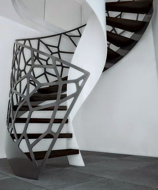 35 Modern Interior Staircase Design Ideas, Stairs Designs