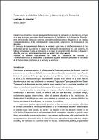 castedo_notas sobre la didactica