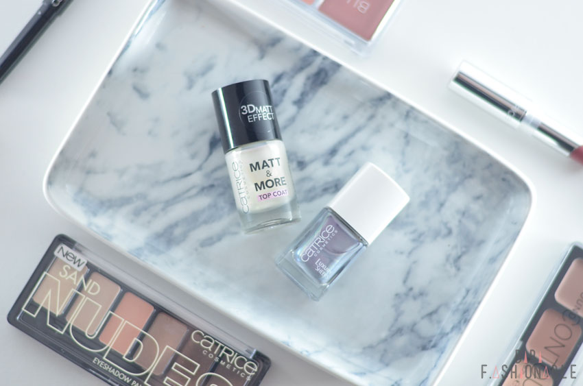 Bloggers Favorites Matt + More Top Coat Luxury Sheer 06 TwHighlight