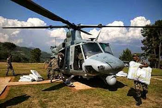us helicopter unh 1 missing in tamakosi nepal