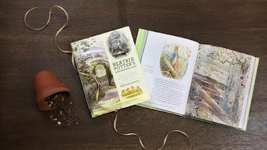 La vida como jardinera de Beatrix Potter: las plantas y lugares que inspiraron sus cuentos infantiles