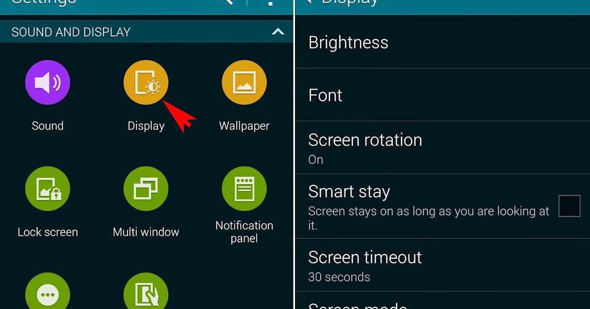 Inside Galaxy: Samsung Galaxy S5: How To Fix Screen