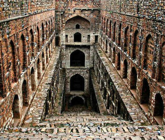 Image result for agrasen ki baoli