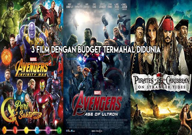 3 Film Dengan Budget Termahal Didunia