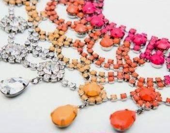 Cara Membuat Kerajinan Tangan Yang Mudah Untuk Para Wanita - Kalung Warna 4