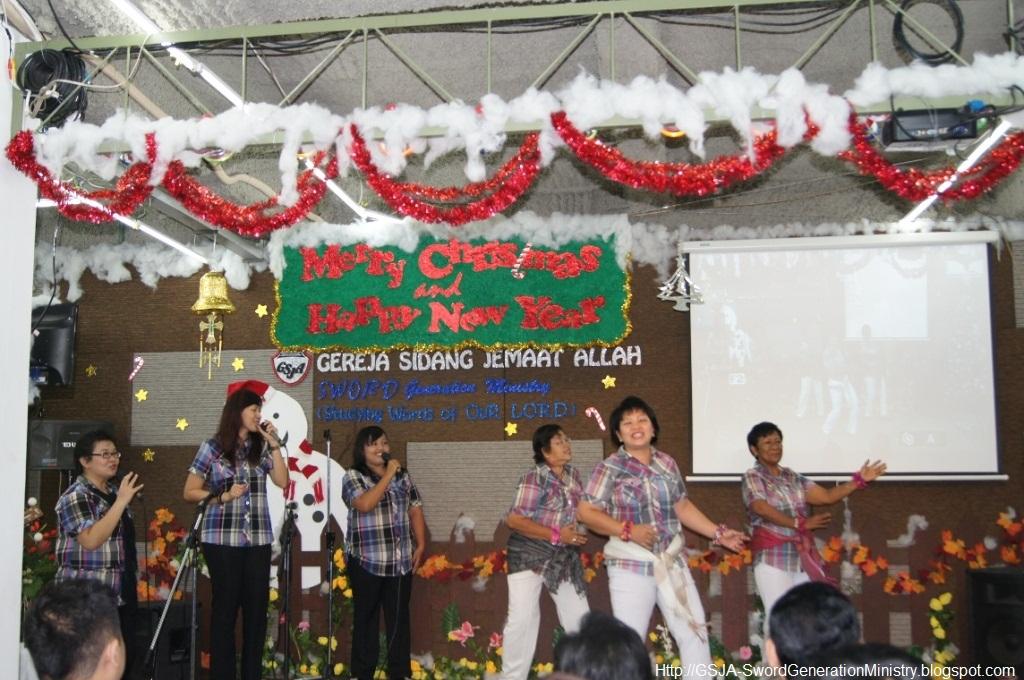 natal GSJA Sword 2011
