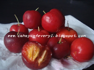 cherry barbados fruit