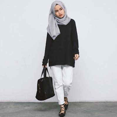 Permalink to 40+ Trend Baju Muslim Casual Terbaru 2018: Simpel Modern