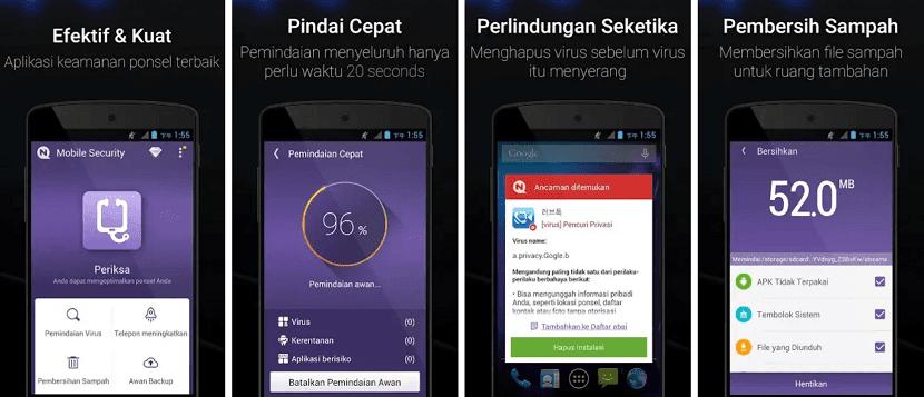 NQ Antivirus Android