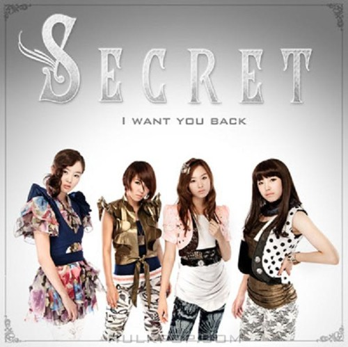 SECRET – I Want You Back – Single