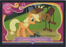 My Little Pony Damsel in Distress Series 2 Trading Card