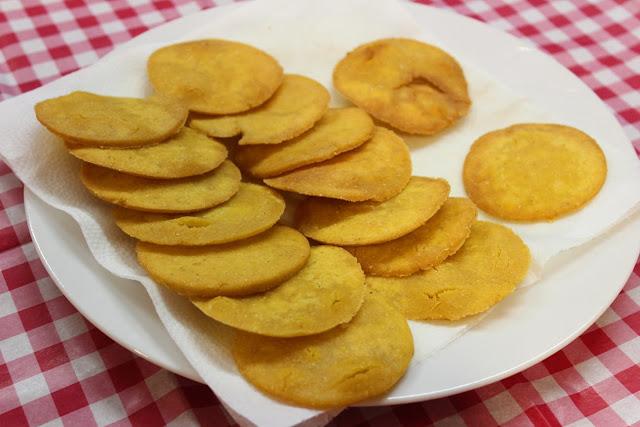 Tortinos de maíz aptos para celiacos