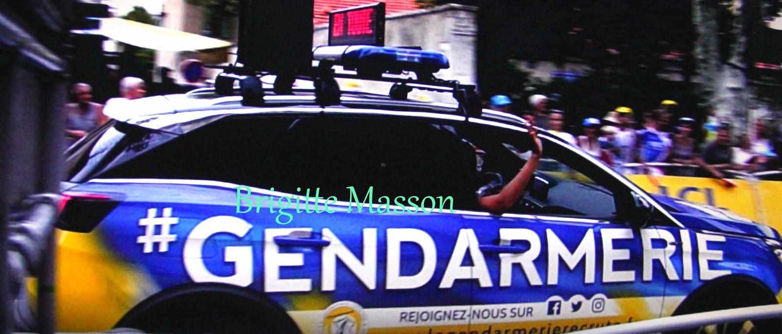 Le blog de b masson arriv e du tour de france salon de provence les femmes sur les podiums - Gendarmerie salon de provence ...