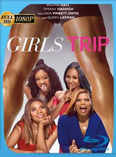 Girls Trip (2017) HD [1080p] Latino [Mega] SilvestreHD
