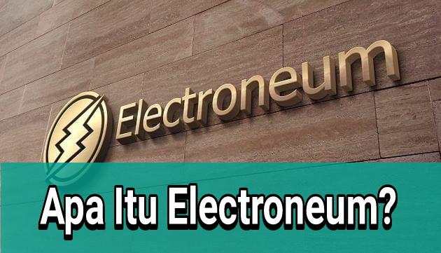 Apa itu Electroneum