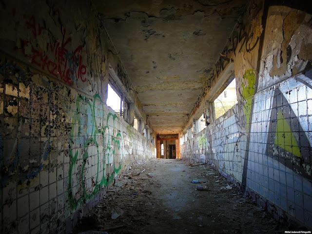 Opuszczona Fabryka Przy Owsianej... Fabryka Cora (Telefunken, Zakłady mięsne Filia)