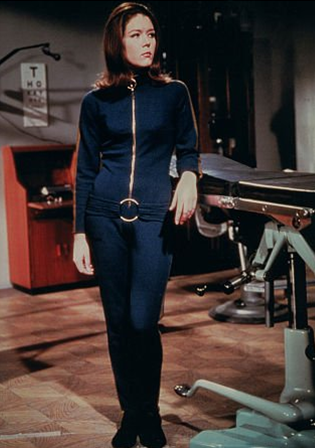 VINTAGE DENISEBRAIN Get the Look Emma Peel