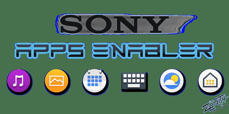 Instala Las Aplicaciones De Sony en cualquier Android