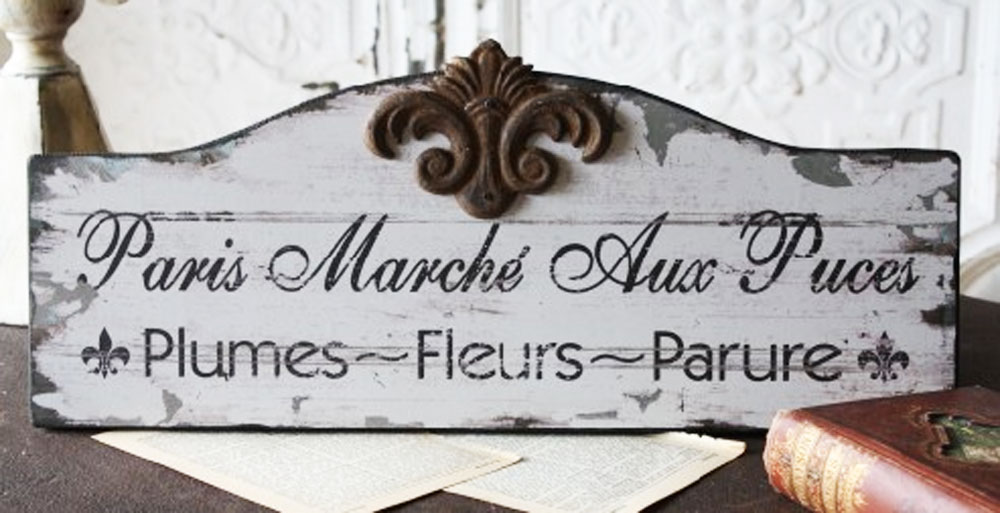 Brocante Home Annual March 233 Aux Puces
