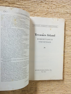 Treasure Island  (Robert Louis Stevenson)