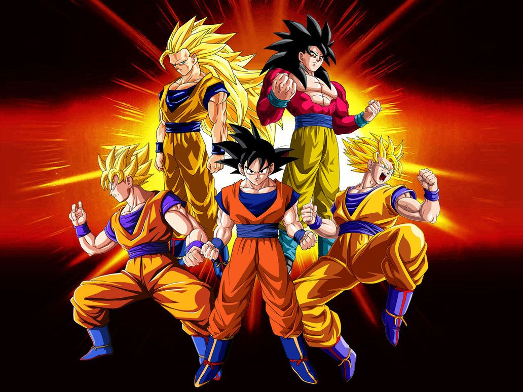 Photo de sangoku super saiyan 4 part 2 fonds d 39 cran hd - Sangoku super sayen 6 ...