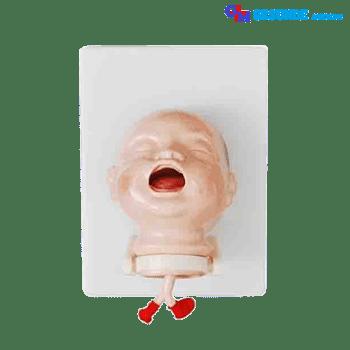 Manikin pelatihan bayi cpr